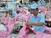Hausse des importations de matières premières pour l'industrie textile