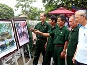 Exposition sur Hoang Sa et Truong Sa à Thai Nguyên