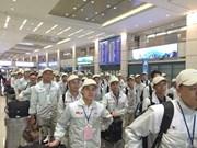 Le Vietnam envoie 67.000 travailleurs à l'étranger au premier semestre