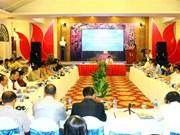 La presse vietnamienne et lao relève les défis de l'ère numérique