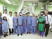 Chirurgie: L'excellence vietnamienne attire les médecins étrangers