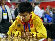 Championnat d'Asie d'échecs: Anh Khôi fait cavalier seul