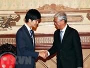 Ho Chi Minh-Ville souhaite un soutien supplémentaire du Japon