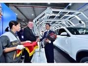 Vinfast lance ses toutes premières voitures sur le marché