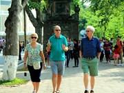 Hanoi: hausse annuelle de plus de 10% du nombre de touristes