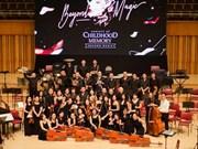 Les bonnes notes de Concert of Childhood Memory