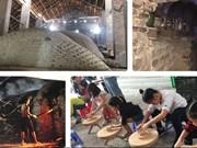 À Bat Tràng, ancien four de poterie Lo Bâu et nouveau business