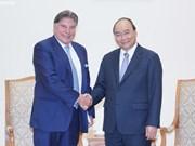 Le PM invite le groupe TTI à investir à Dà Nang, Hanoi et Hô Chi Minh-Ville