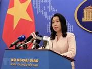 Le groupe de navires chinois Haiyang Dizhi 8 arrête ses études géologiques dans les eaux vietnamienn
