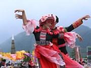 Le site touristique de Sun World Fansipan Legend s'anime avec le festival de cuisine du Nord-Ouest