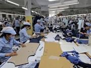 Les exportations de vêtements-textile et de chaussures en cuir en hausse de 10,5%