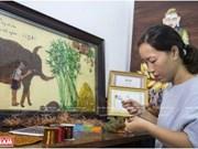 Nguyên Nhât Minh Phuong, l'art et la manière