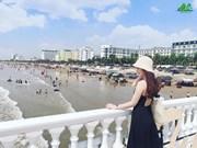 Cap sur la mer de Hai Tiên, une destination qui monte