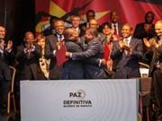 Le Vietnam félicite le Mozambique pour le traité de paix