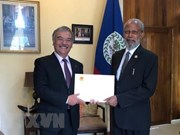 Pour un développement durable entre le Vietnam et le Belize