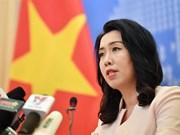 Le Vietnam demande à la Chine de retirer des navires des eaux vietnamiennes