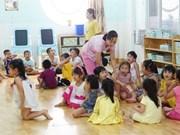 Hô Chi Minh-Ville remédie à la pénurie de personnel enseignant au primaire