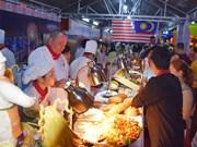 13 chefs cuisiniers de renommée mondiale à la fête gastronomique internationale de Da Nang 2019