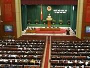 Clôture de la 5e session de l'AN (12e législature)
