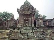 Cambodge-Thaïlande : rencontre des officiels militaires