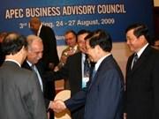 Clôture de la réunion de l'ABAC à Da Nang