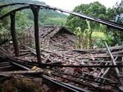 Intempéries : 71 mlds de dongs pour les sinistrés