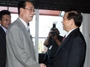 Activités du Président vietnamien en Egypte