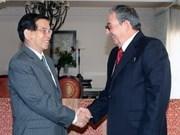 Le Vietnam apprécie les relations avec le MNA