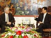Le PM prône une coordination étroite avec la JBIC