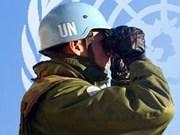 Le Vietnam intervient dans la mission de maintien de la paix