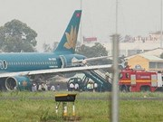 Incident sur un Airbus de Vietnam Airlines