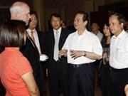Examen du projet d'aménagement de Hanoi