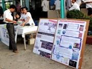 Volontariat pour les patrimoines mondiaux à Ha Long