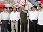 Le PM: Thai Nguyên comme un pôle industriel