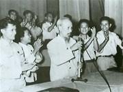 Des vestiges pour évoquer la vie de Ho Chi Minh