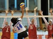 Volley-Asie: bon départ pour l'équipe vietnamienne