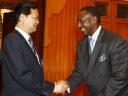 Visite du directeur général de l'ONUDI au Vietnam