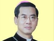 Ordination de l'évêque du diocèse de Phat Diem