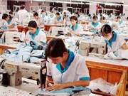 La filière textile table sur 10,5 mlds d'usd