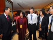 Vietnam-Japon: rencontre des recteurs d'université