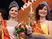 Hoang Thi Yen couronnée Mrs Vietnam 2009