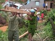 Le Ketsana fait 180 morts et portés disparus