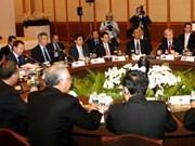 Les leaders de l'Apec pour le maintien des plans de relance