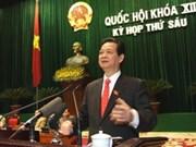 PM: poursuivre les plans de relance