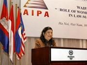Asean: colloque sur le rôle des femmes députés