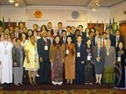 Antisida: Députés d'Asie appelés à renforcer la coopération