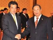 Pham Gia Khiem apprécie la coopération VN-Japon
