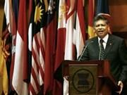 ASEAN : le secrétaire général réaffirme son soutien à l'AEC