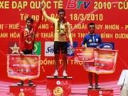 Cyclisme : le maillot jaune pour Lê Van Duân