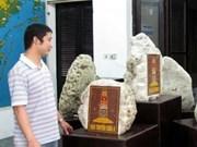 Présents de Truong Sa pour Quang Ninh